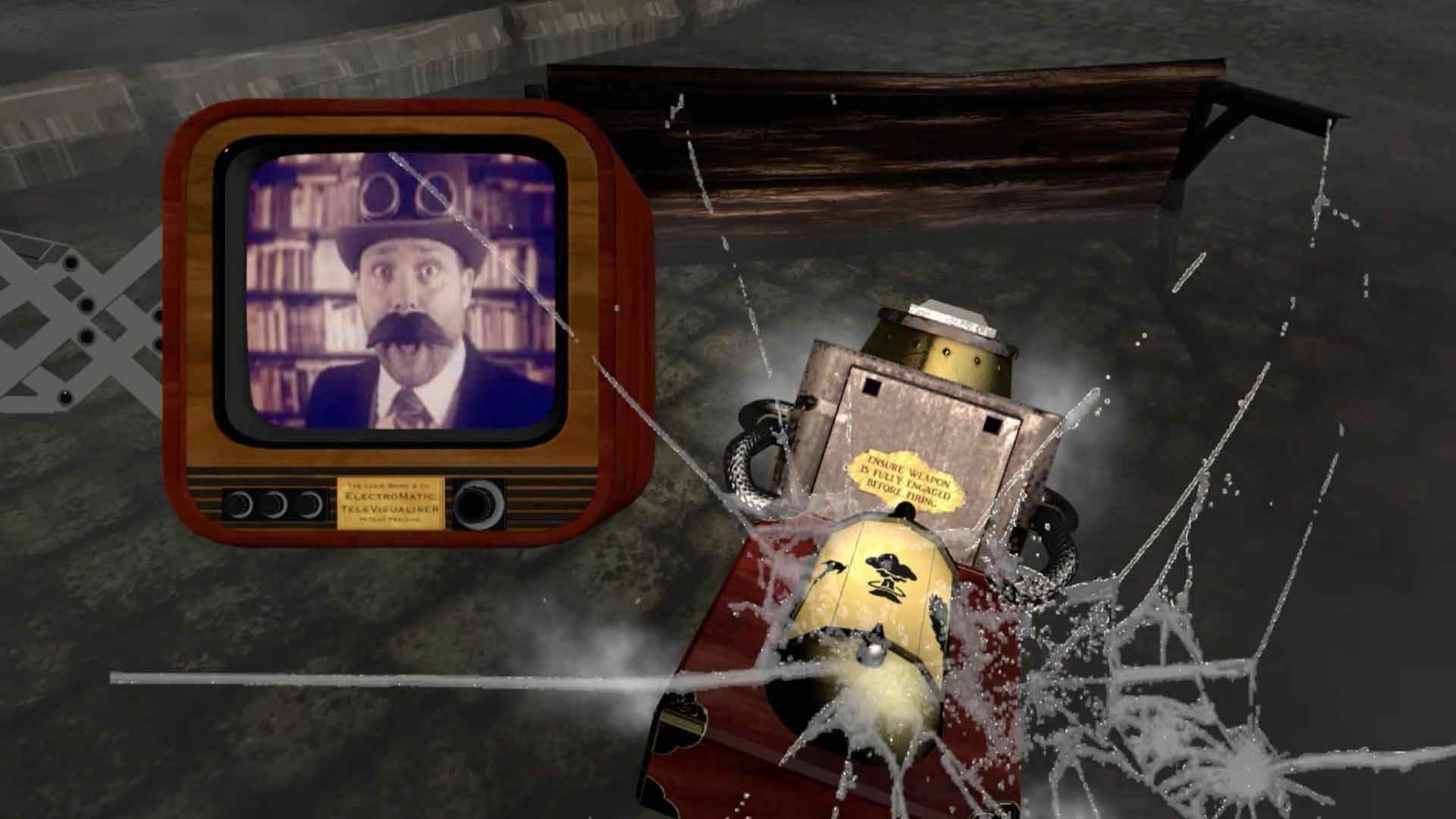 SteamHammerVR Screenshot 5