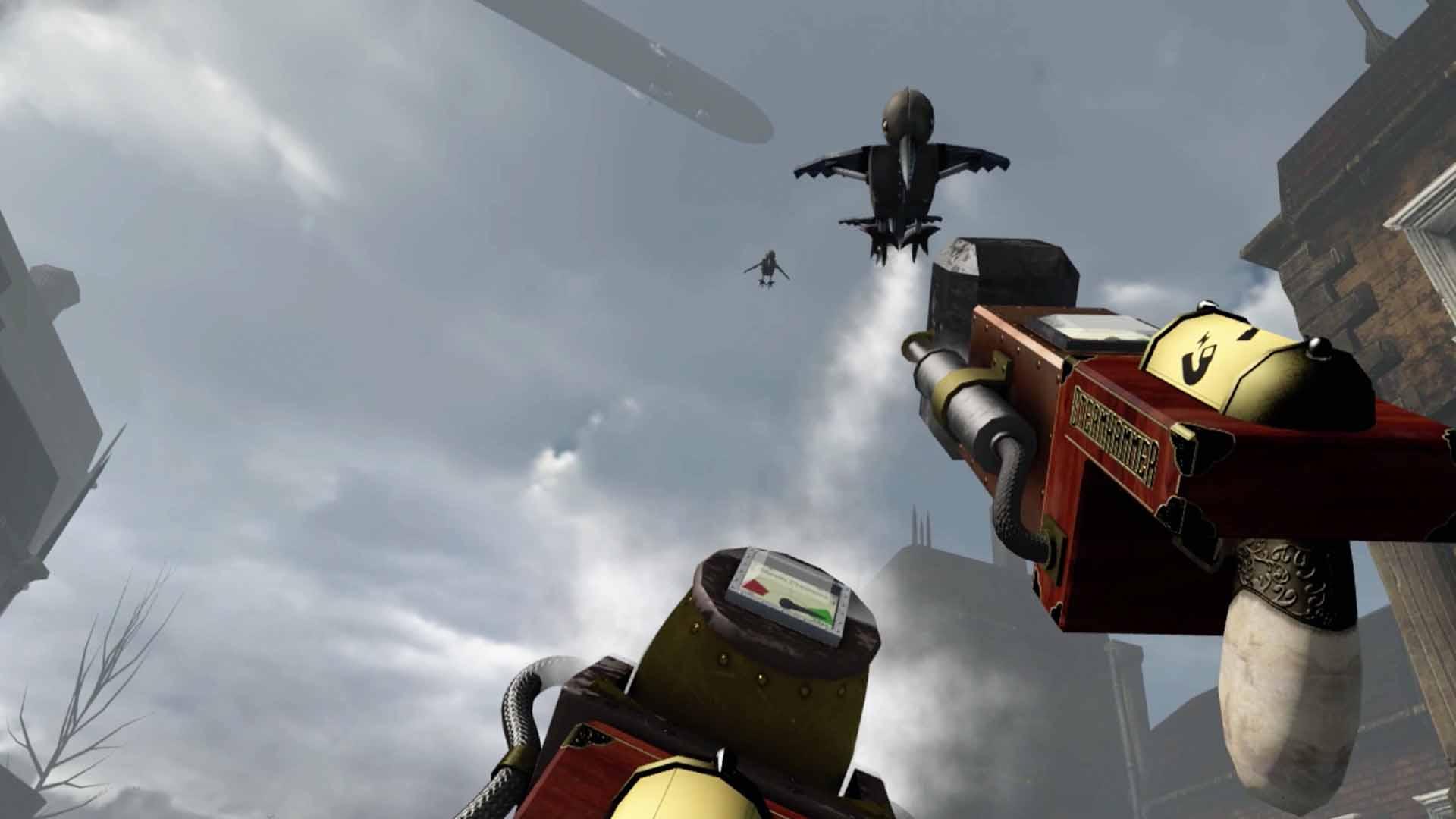 SteamHammerVR Screenshot 6
