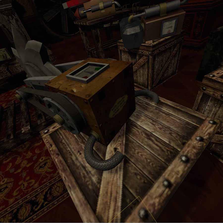 SteamHammerVR Screenshot 3