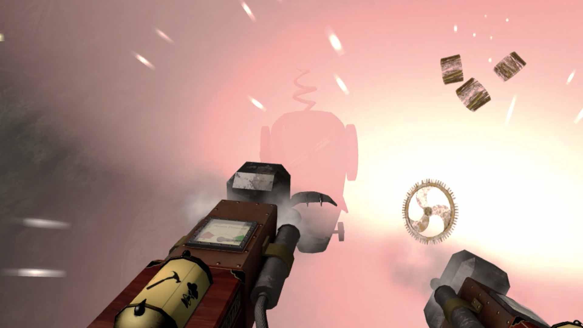 SteamHammerVR Screenshot 4