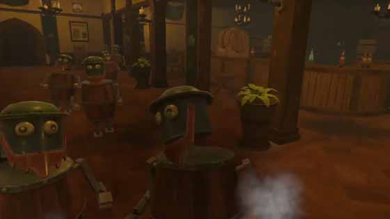 The Clockwork & The Steam