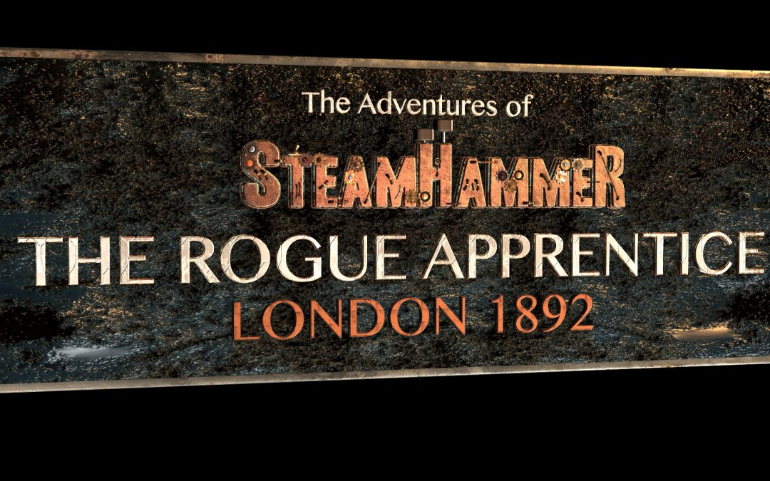 SteamHammerVR - The Rogue Apprentice